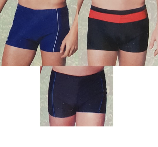 Heren zwem boxer assorti m/l/xl