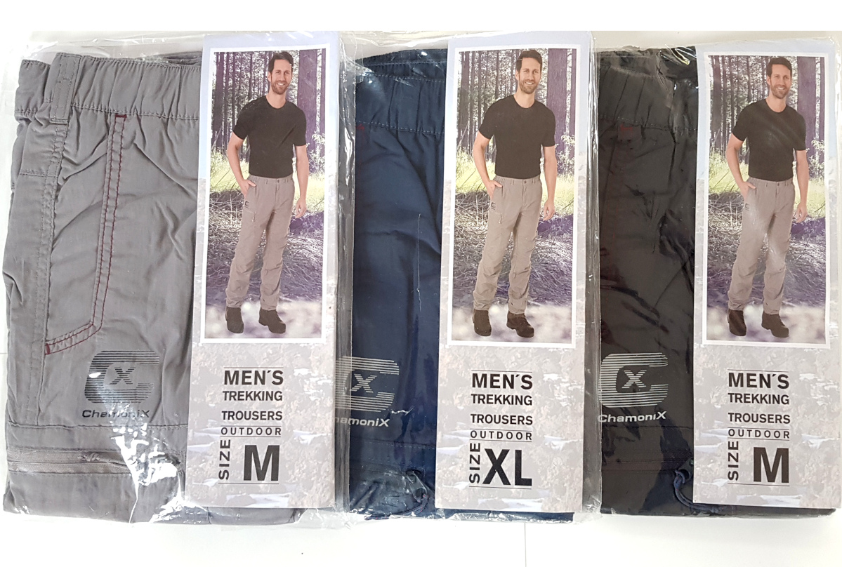 Men's Trekking Pants m,l,xl