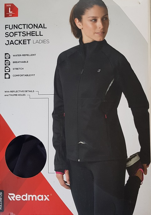 Functional Softshell Sport Jacket Ladies ass