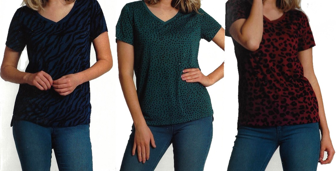 Woman top sizes S-XL