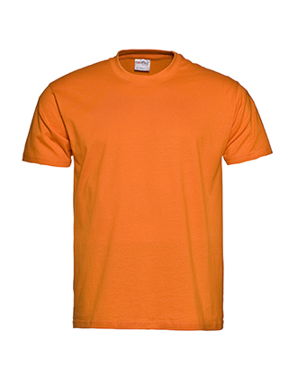 T-Shirt Promo 135 gr/m2 Orange size XXL