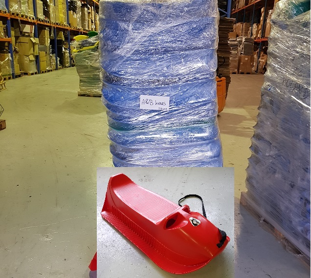 Sled solid 86cm A/B Choice 1 pallet = +/- 51pcs
